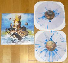 CIRCA SURVIVE Descensus 2LP CLEAR SPLATTER VINYL /1000 coheed and cambria.thrice