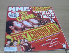 August NME Music, Dance & Theatre Magazines