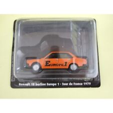 RENAULT 18 Europe 1 Tour De France 1979 NOREV pour ATLAS 1:43