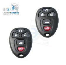 2New Keyless Entry Remote Key Fob 2006-2013 Chevy Impala / 2006-2007 Monte Carlo