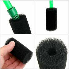 10* Fish Tank Aquarium Filters Water Intake Foam Sponge Protective Supply Cotton