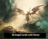 50 Angel Lot with Rares! Collection - EDH - Magic the Gathering MTG FTG