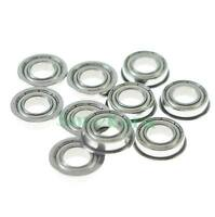 10 5*20*6.6mm 0520 5mm Groove Guide Pulley Sealed Rail Ball Bearing 5*20*6.6
