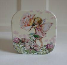 Elite Gift Boxes Cute Flower Fairies Decorative Jewellery Storage Gift Tin Trink