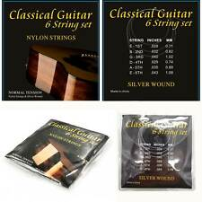 6PCs 1m Normal Tension Nylon Strings for Classical Classic Guitar Replacement UK