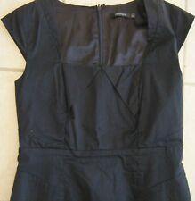 PORTMANS Black Pencil cut Dress Size 10