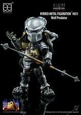 AVP Aliens vs predator requiem wolf predator hybride METAL figure herocross