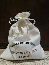 1 Pound Himalayan Bath Salts The SALT of the EARTH New