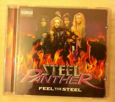 Steel Panther Feel The Steel CD