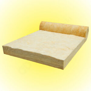 Dachdämmung - WLG 035 - 60-240mm - Glaswolle Dämmwolle (ähnl. Klemmfilz)