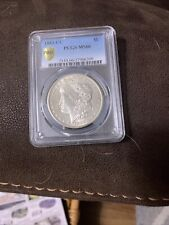 1883-CC. Morgan Silver Dollar PCGS MS 66. WOW
