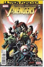 Marvel Comics AVENGERS ULTRON FOREVER #1 first printing
