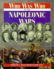 Who Was Who In The Napoleonic Wars-ExLibrary