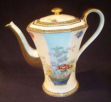 Haviland H&C Limoge GANGA Porcelain Hostess Tea Chocolate COFFEE POT Coromandel