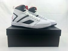 dda4915bc291 Jordan Flight Legend Basketball Shoes -White Red Black-AA2526 112 NIB Multi  SZ