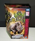 Transformers Kingdom Rhinox Voyager WFC-K27 War for Cybertron In Stock