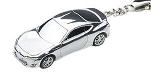 AUTOart 1/87 scale Toyota 86 key chain (aluminum) from Japan*