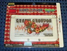 Nintendo Pokemon Genshi Groudon Upper Hard Cover 3DS LL XL Console System JAPAN