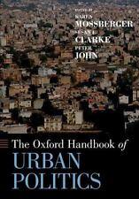 The Oxford Handbook of Urban Politics (Oxford Handbooks) by