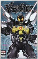 Venom #25 Venom Island Greg Horn Variant 1st Virus Cover