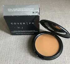 Cover FX Total Coverage Cream Foundation -- New Boxed Authentic- - N110 --