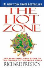 The Hot Zone : A Terrifying True Story by Richard Preston (1995, Paperback,...