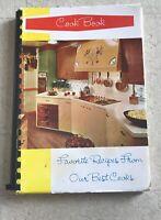 Vtg California Pomona Primera Cristiano Iglesia 1965 Cookbook Recipes Jello
