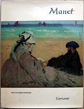 Pierre Courthion (Testo di), Manet, Ed. Garzanti, 1973