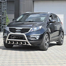 Kia sportage 2010 2015 chrome essieu nudge a-bar bull bar
