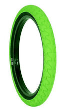 1 x RANT SQUAD BMX BIKE BICYCLE TIRE 20 x 2.20 SHADOW FIT SUBROSA NEON GREEN NEW