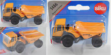 Siku Super 1486 Bergmann Dumper 3012 HK (Heckkipper), ca. 1:83, OVP