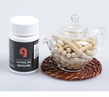 LivingJIN Korean Red Ginseng Extract Ginsenoside