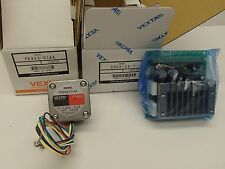 Vexta  CSK243ATA 2-Phase Stepper Motor System CSD2109-T Drive, PK243-01AA Motor
