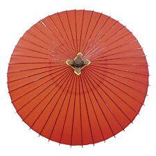 Wagasa - Ombrelle Japonaise / Japanese Umbrella - Bangasa Red