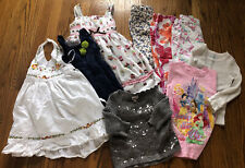 Girls 6 7 Clothing Lot Gap Justice Disney Mixed Lot School Spring Summer