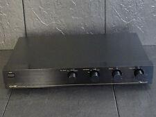 Nakamichi ca-5e control amplifier vintage Legend