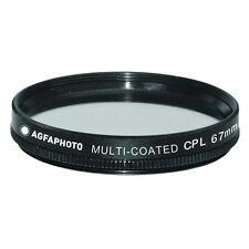AGFA Digital Multi-Coated Circular Polarizing (CPL) Filter 67mm APCPF67