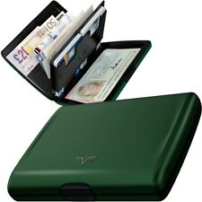 Tru Virtu Alu BRIEFTASCHE Ray RFID Safe Green Hunt