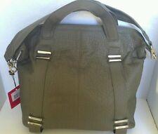 RJ Tote Handbag Purse Olive Reptile Print NWT