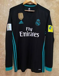 Real Madrid Ronaldo 2017 Club World Cup adizero player issue match jersey 8
