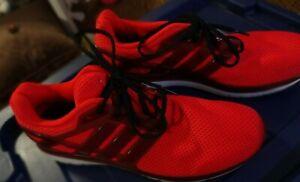 ADIDAS Men's Cloudfoam PGS 789005 Running Sneakers Sz 13 Men's Red