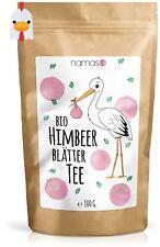 Himbeerblättertee Bio 100G - Naturbelassen - 100% Biologische Premium Qualität