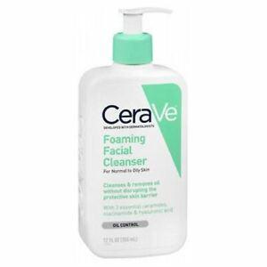 Cerave Foaming Facial Cleanser 12 Oz  by Cerave