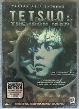 R139 TETSUO THE IRON MAN Movie Horror Japanese-Print Art Silk Poster