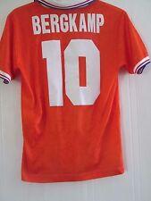HOLLAND 1994 BERGKAMP #10 Home Football Shirt Taille M/41732
