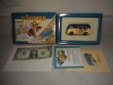Vintage 1991 Mint in Box Corgi Comic Classics The Skipper Die Cast Metal VW Van