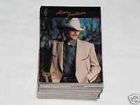 1992 COUNTRY CLASSICS Collect-A-Card Complete Trading Card Set #1-100 Music