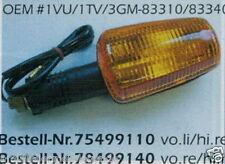 Yamaha FZR 1000 Exup - Indicator - 75499110