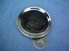 Stainless Tax Disc Holder New