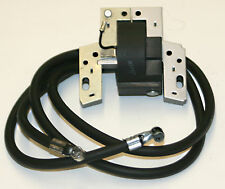 Electronic ignition coil replaces Briggs & Stratton No. 394891.